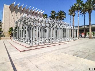 """""""Urban Light"""" installation"""