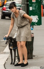 Being a dog is a special life in NYC - they are so loved there...