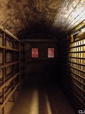 Old munitions storeroom