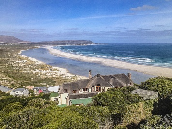 Long Beach - at Noordhoek, South Africa.