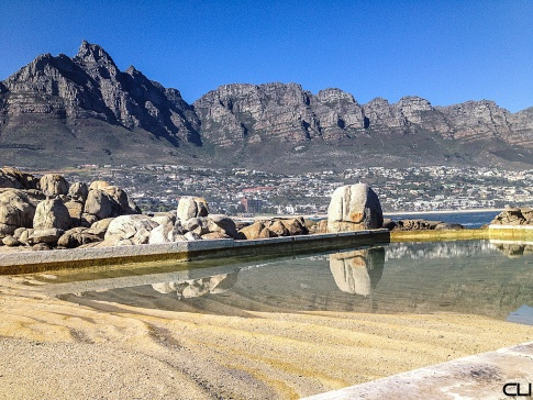 Maiden's Cove - Camps Bay - Reflections