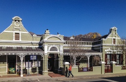Main Street in Montagu