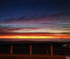 Sea Point sunset