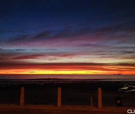 Sea Point sunset