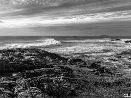 Atlantic Ocean, Cape Town.