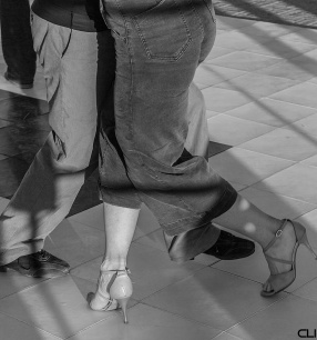 Footwork: the Art of Tango
