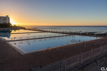 The Sea Point Pavilion: the stunning public pools next to the dance venue