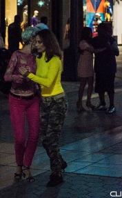 Tango women